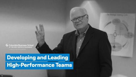 Embedded thumbnail for Developing and Leading High-Performance Teams: Overview
