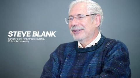 "Embedded thumbnail for Steve Blank: ""Failure Sucks."""