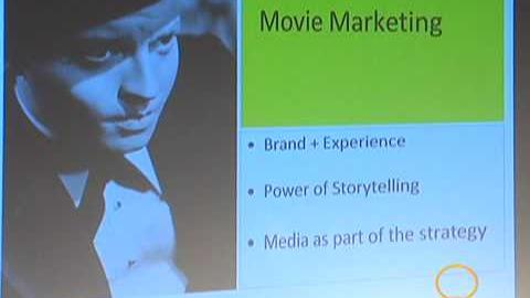 Embedded thumbnail for Learning from Movie Marketing: From Analog to Digital