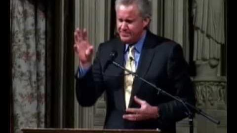 Embedded thumbnail for Botwinick Prize 2008: Jeff Immelt, Chair and CEO of General Electric, Part 1