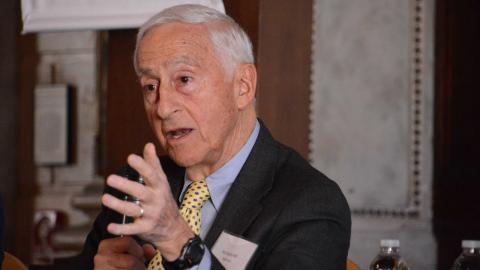Embedded thumbnail for Restoring Trust: Dr. Roy Vagelos