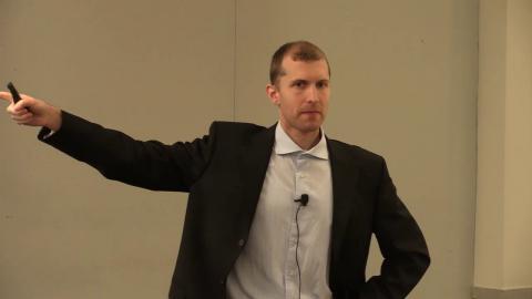 Embedded thumbnail for Moritz Hiemann: How do Earnings Relate to Firm Value?