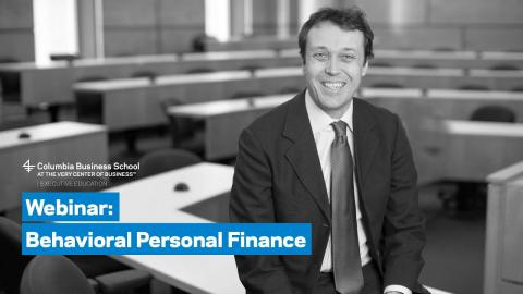 Embedded thumbnail for Behavioral Personal Finance