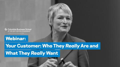 Embedded thumbnail for Your Customer: Who They Really Are and What They Really Want