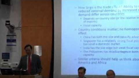 Embedded thumbnail for The Euro Crisis: Impact on Asia