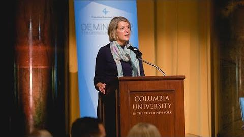 Embedded thumbnail for 2018 Deming Cup: Beth Ford's Introduction of Douglas M. Baker, Jr.
