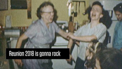 Embedded thumbnail for Reunion 2018 is Gonna Rock