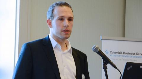 "Embedded thumbnail for News and Finance Conference – Alexander Hillert, ""The Value of Visibility"""