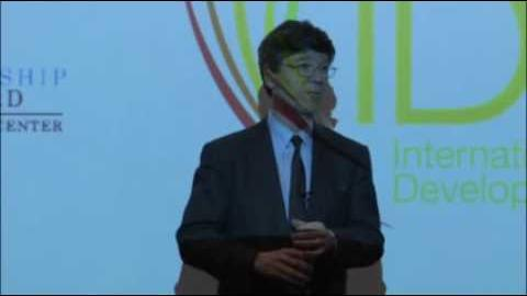 Embedded thumbnail for Jeffrey Sachs Discusses G-20 Summit, Global Effects of Crisis
