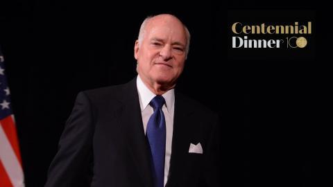 Embedded thumbnail for Henry R. Kravis '69 Accepts the Centennial Award