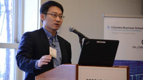 "Embedded thumbnail for News and Finance Conference – Zhi Da, ""Harnessing the Wisdom of Crowds"""