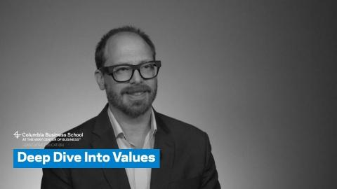 Embedded thumbnail for Deep Dive Into Values