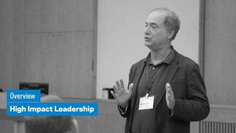 Embedded thumbnail for High Impact Leadership: Overview
