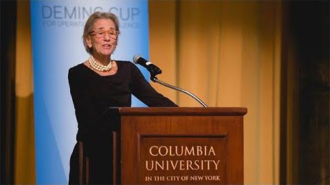 Embedded thumbnail for 2018 Deming Cup: David Niles & Shelly Lazarus' Welcome Remarks