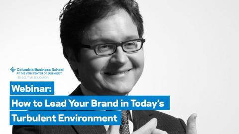 Embedded thumbnail for How to Lead Your Brand in Today's Turbulent Environment