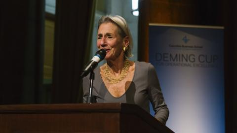 Embedded thumbnail for Deming Cup 2016: Shelly Lazarus