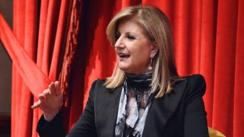 Embedded thumbnail for Arianna Huffington on Company Culture