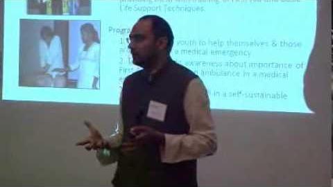 Embedded thumbnail for Shaffi Mather: Entrepreneurship Making a Positive Impact