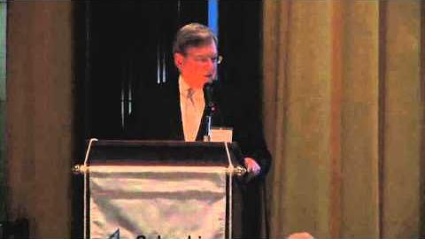 Embedded thumbnail for Deming Cup Award Ceremony 2011: Introduction by Tom Cole