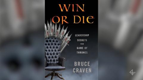 Embedded thumbnail for Bruce Craven - Win or Die: Leadership Secrets from Game of Thrones