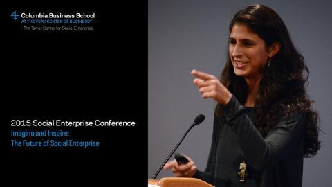 Embedded thumbnail for 2015 Social Enterprise Conference— Imagine and Inspire: The Future of Social Enterprise