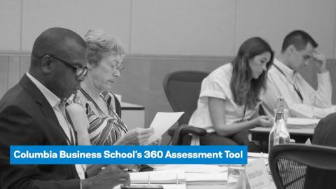 Embedded thumbnail for Columbia Business School's 360 Assessment Tool