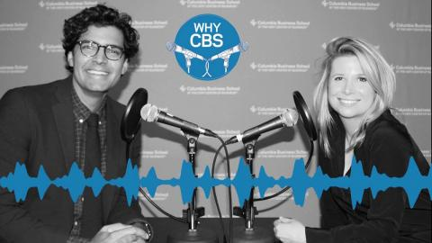 Embedded thumbnail for Why CBS Podcast: Carolyn Disbrow '18 (Excerpt)