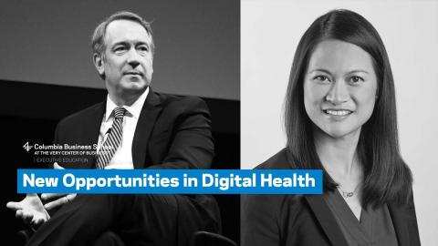 Embedded thumbnail for New Opportunities in Digital Health