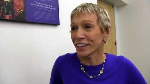 "Embedded thumbnail for Barbara Corcoran on Columbia Entrepreneurs: ""A Cut Above"""
