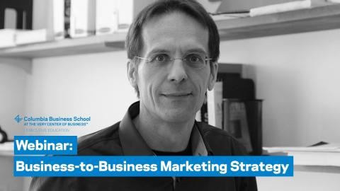 Embedded thumbnail for Business-to-Business Marketing Strategy