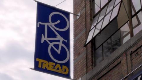 Embedded thumbnail for Ozzie Perez, Owner, Tread Bike Shop