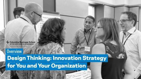 Embedded thumbnail for Design Thinking: Innovation Strategy for You and Your Organization