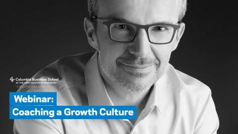 Embedded thumbnail for Coaching a Growth Culture