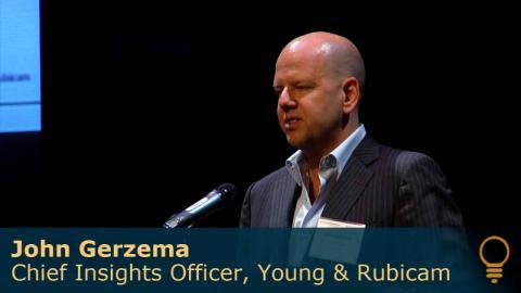 Embedded thumbnail for John Gerzema: The Post-Crisis Consumer