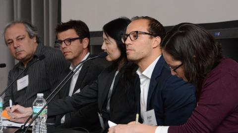 Embedded thumbnail for News & Finance Conference: Industry Panel