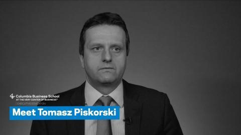 Embedded thumbnail for Meet Tomasz Piskorski