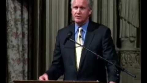 Embedded thumbnail for Botwinick Prize 2008: Jeff Immelt, Chair and CEO of General Electric, Part 4