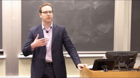 Embedded thumbnail for Career Talk on Impact Investing, Featuring Antony Bugg-Levine, CEO at Nonprofit Finance Fund