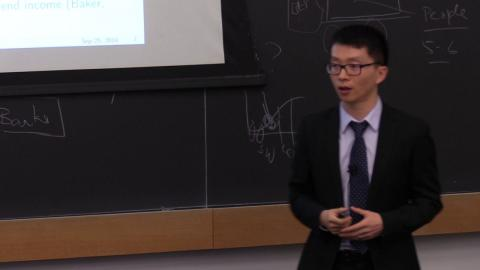 Embedded thumbnail for Kairong Xiao: Don't Fight the Fed: Monetary Policy and Financial Markets