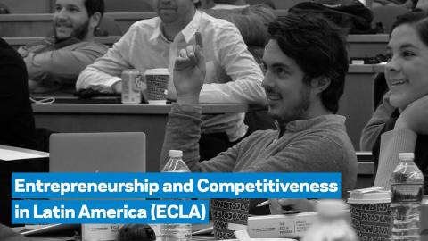 Embedded thumbnail for Professors Omar Besbes and Medini Singh on the ECLA Program