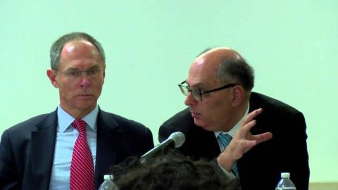 Embedded thumbnail for World Economy Symposium: Economic Aftermath of the Arab Spring