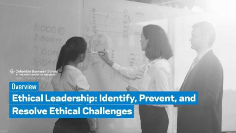 Embedded thumbnail for Ethical Leadership: Overview