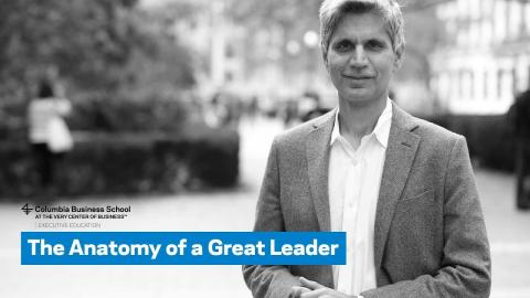 Embedded thumbnail for The Anatomy of a Great Leader