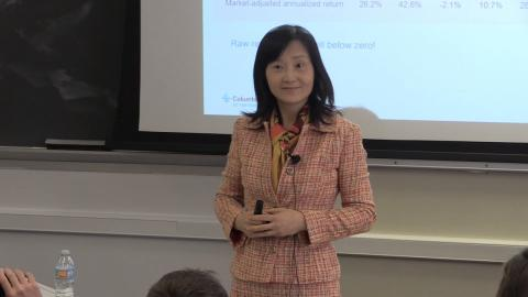 Embedded thumbnail for Wei Jiang: Disagreement on Valuation – Appraisals as Arbitrage