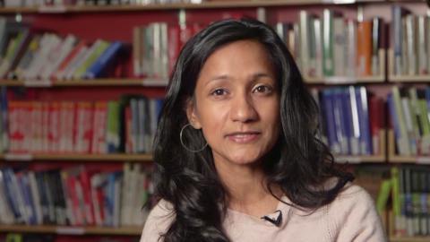 Embedded thumbnail for Leadership in Practice: Fintech Entrepreneur Anne Lalsingh '06