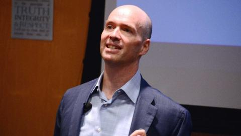 Embedded thumbnail for Ben Horowitz '88CC on Good People vs. Ethical People