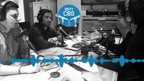 Embedded thumbnail for Why CBS Podcast: Unite Us (Excerpt)