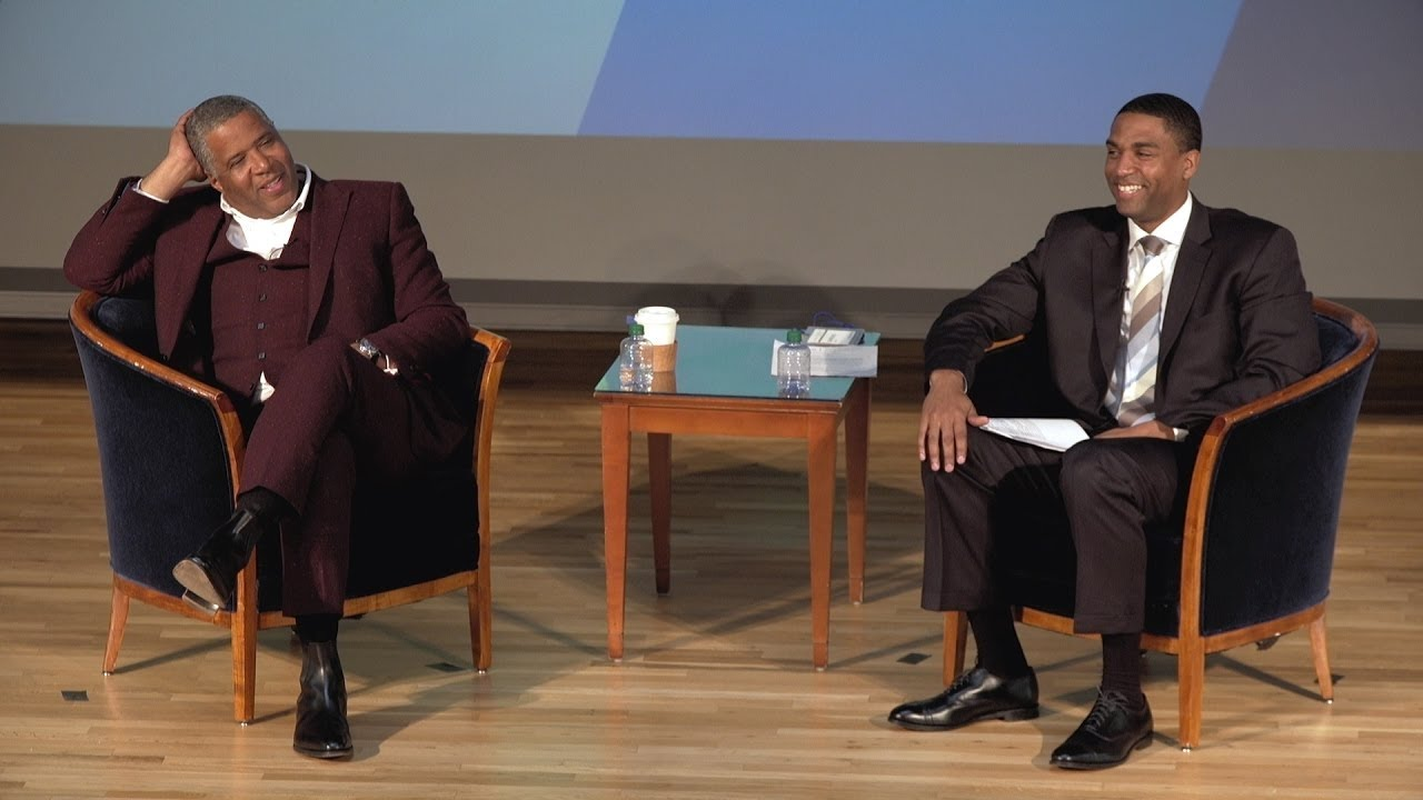 """Embedded thumbnail for Robert F. Smith '94: """"Be an expert at your craft."""""""