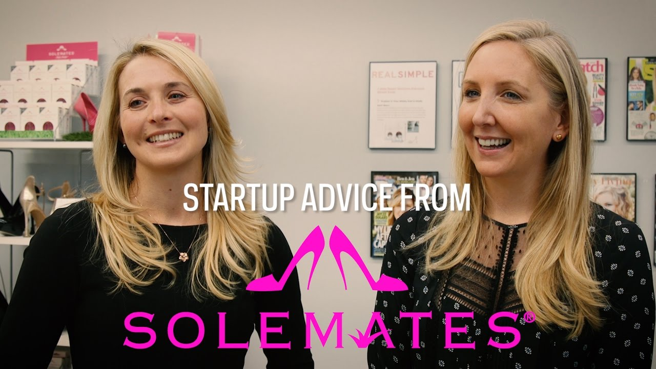 Embedded thumbnail for 4 Startup Tips from Solemates